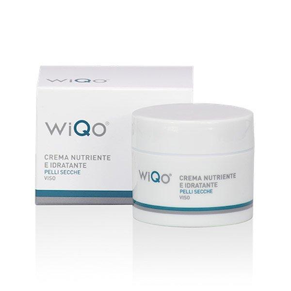 画像1: WiQo保湿ナリシングクリーム (1)